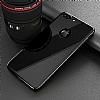Eiroo Mirror Protect Fit iPhone 7 Plus / 8 Plus Aynalı 360 Derece Koruma Jet Black Kılıf - Resim 2