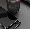 Eiroo Mirror Protect Fit iPhone 7 Plus / 8 Plus Aynalı 360 Derece Koruma Jet Black Kılıf - Resim 3
