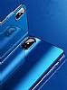 Eiroo Mirror Protect Fit iPhone X Aynalı 360 Derece Koruma Kırmızı Kılıf - Resim 2