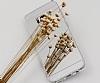 Eiroo Mirror Samsung Galaxy S8 Silikon Kenarlı Aynalı Silver Rubber Kılıf - Resim 3