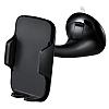 Eiroo Nokia 3 Siyah Araç Tutucu - Resim 5