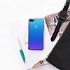 Eiroo Pente iPhone 7 Plus / 8 Plus Mor Rubber Kılıf - Resim 1