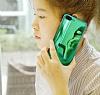 Eiroo Pente iPhone 7 Plus Mor Rubber Kılıf - Resim 1