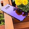 Eiroo Pente Samsung Galaxy S8 Plus Sarı Rubber Kılıf - Resim 1