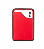 Eiroo Pro Telefon Arkası Kırmızı Kartlık