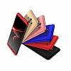 Eiroo Protect Fit Huawei Mate 10 Pro 360 Derece Koruma Rubber Siyah-Kırmızı Kılıf - Resim 1