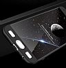 Eiroo Protect Fit OnePlus 5 360 Derece Koruma Gold Rubber Kılıf - Resim 3