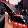 Eiroo Protect Fit OnePlus 5 360 Derece Koruma Gold Rubber Kılıf - Resim 4
