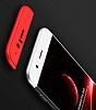 Eiroo Protect Fit OnePlus 5 360 Derece Koruma Gold Rubber Kılıf - Resim 2