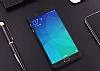 Eiroo Protect Fit Samsung Galaxy A3 2016 360 Derece Koruma Silver Rubber Kılıf - Resim 2