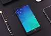 Eiroo Protect Fit Samsung Galaxy A3 2017 360 Derece Koruma Gold Rubber Kılıf - Resim 2