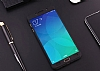 Eiroo Protect Fit Samsung Galaxy C9 Pro 360 Derece Koruma Siyah Rubber Kılıf - Resim 4