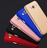 Eiroo Protect Fit Samsung Galaxy Grand Prime / Prime Plus 360 Derece Koruma Gold Rubber Kılıf - Resim 4