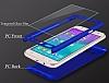 Eiroo Protect Fit Samsung Galaxy Grand Prime / Prime Plus 360 Derece Koruma Gold Rubber Kılıf - Resim 2