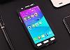 Eiroo Protect Fit Samsung Galaxy Grand Prime / Prime Plus 360 Derece Koruma Gold Rubber Kılıf - Resim 3