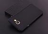 Eiroo Protect Fit Samsung Galaxy J5 Prime 360 Derece Koruma Siyah Rubber Kılıf - Resim 4
