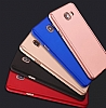 Eiroo Protect Fit Samsung Galaxy J7 Prime 360 Derece Koruma Kırmızı Rubber Kılıf - Resim 6