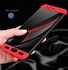 Eiroo Protect Fit Xiaomi Mi 5s 360 Derece Koruma Lacivert Rubber Kılıf - Resim 2