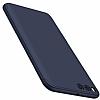 Eiroo Protect Fit Xiaomi Mi 6 360 Derece Koruma Lacivert Rubber Kılıf - Resim 1
