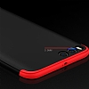 Eiroo Protect Fit Xiaomi Mi 6 360 Derece Koruma Kırmızı Rubber Kılıf - Resim 4