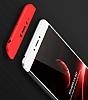 Eiroo Protect Fit Xiaomi Mi Max 2 360 Derece Koruma Lacivert Rubber Kılıf - Resim 3