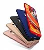 Eiroo Protect Fit Xiaomi Mi Mix 2 360 Derece Koruma Rose Gold Rubber Kılıf - Resim 1