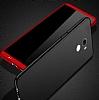 Eiroo Protect Fit Xiaomi Mi Mix 2 360 Derece Koruma Siyah Rubber Kılıf - Resim 3