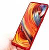 Eiroo Protect Fit Xiaomi Mi Mix 2 360 Derece Koruma Gold Rubber Kılıf - Resim 2