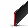 Eiroo Protect Fit Xiaomi Mi Note 3 360 Derece Koruma Rose Gold Rubber Kılıf - Resim 2