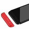 Eiroo Protect Fit Xiaomi Mi Note 3 360 Derece Koruma Rose Gold Rubber Kılıf - Resim 1