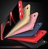 Eiroo Protect Fit Xiaomi Redmi 4X 360 Derece Koruma Kırmızı Rubber Kılıf - Resim 6