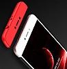 Eiroo Protect Fit Xiaomi Redmi 4X 360 Derece Koruma Lacivert Rubber Kılıf - Resim 3