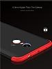 Eiroo Protect Fit Xiaomi Redmi Note 4 / Redmi Note 4X 360 Derece Koruma Rose Gold Rubber Kılıf - Resim 5