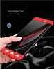 Eiroo Protect Fit Xiaomi Redmi Note 4 / Redmi Note 4X 360 Derece Koruma Rose Gold Rubber Kılıf - Resim 1