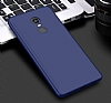 Eiroo Protect Fit Xiaomi Redmi Note 4 / Redmi Note 4x 360 Derece Koruma Lacivert Rubber Kılıf - Resim 5