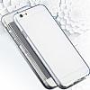Eiroo Protection iPhone 6 / 6S 360 Derece Koruma Şeffaf Silikon Kılıf - Resim 7