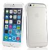 Eiroo Protection iPhone 6 / 6S 360 Derece Koruma Şeffaf Silikon Kılıf - Resim 9