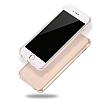 Eiroo Protection iPhone 6 / 6S 360 Derece Koruma Şeffaf Silikon Kılıf - Resim 1