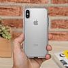 Eiroo Protection iPhone X 360 Derece Koruma Silikon Kılıf - Resim 6