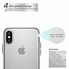Eiroo Protection iPhone X 360 Derece Koruma Silikon Kılıf - Resim 3