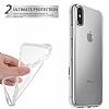 Eiroo Protection iPhone X 360 Derece Koruma Silikon Kılıf - Resim 4
