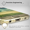 Eiroo Protection Samsung Galaxy Note FE 360 Derece Koruma Şeffaf Silikon Kılıf - Resim 1