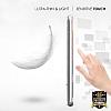 Eiroo Protection Samsung Galaxy Note FE 360 Derece Koruma Şeffaf Silikon Kılıf - Resim 7