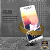 Eiroo Protection Samsung Galaxy Note FE 360 Derece Koruma Şeffaf Silikon Kılıf - Resim 2