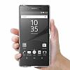 Eiroo Protection Sony Xperia Z3 360 Derece Koruma Şeffaf Silikon Kılıf - Resim 1