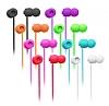 Eiroo Rainbow Siyah Mikrofonlu Kulakiçi Kulaklık - Resim 6
