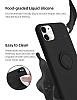Eiroo Ring Color Samsung Galaxy Note 10 Plus Yüzük Tutuculu Yeşil Silikon Kılıf - Resim 3