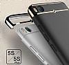Eiroo Ring Fit Xiaomi Mi 5s Selfie Yüzüklü Gold Rubber Kılıf - Resim 2