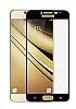 Eiroo Samsung Galaxy J5 Pro 2017 Curve Tempered Glass Full Siyah Cam Ekran Koruyucu - Resim 5