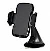 Eiroo Samsung Galaxy J7 Prime Siyah Araç Tutucu - Resim 1